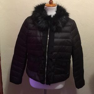 Nwt Zara down jacket size XL